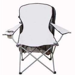 Makšķerēšanas krēsls Panama Grey