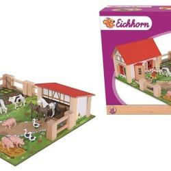 Bērnu koka saimniecība Eichorn 4304