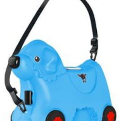 Braucamsuns Big Bobby Trolley Blue