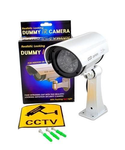CCTV videokameras imitācija (0387) Ir uz vietas!