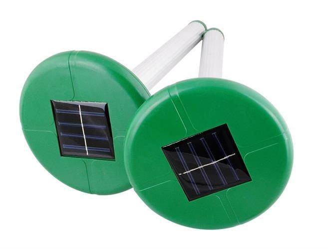 Kurmju atbaidītājs uz saules baterijām 2gb (0219)