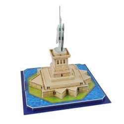 3D puzle Statue of Liberty (1384)
