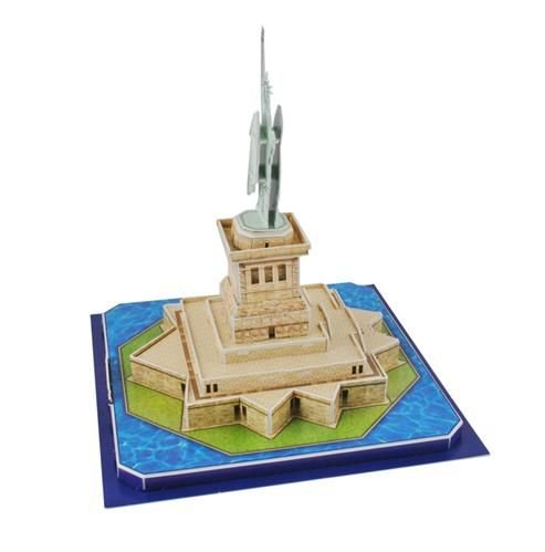 3D puzle Statue of Liberty (1384)