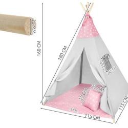 Spēļu telts / vigvams bērniem (8705) Ir uz vietas!!!