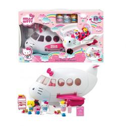 Dickie Hello Kitty Jet Plane Playset