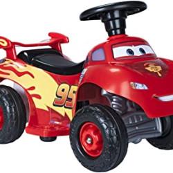 Feber Quad Battery 6V Cars Lightning McQueen