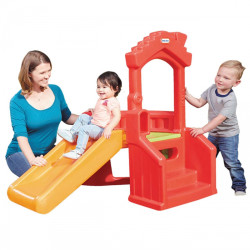 Bērnu rotaļu laukums Little Tikes Mini Tower