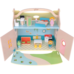 Classic World Koka leļļu namiņš (53665)