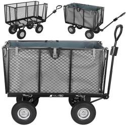 Dārza ratiņi PU WO-9040