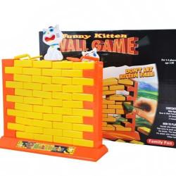 Spēle Wall Falling Kitty (1377) Ir uz vietas!