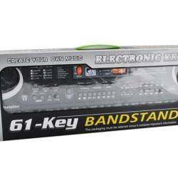 Elektroniskās mūzikas tastatūra - 61 taustiņi (4687)