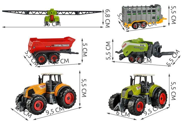 Bērnu saimniecības komplekts (6136)