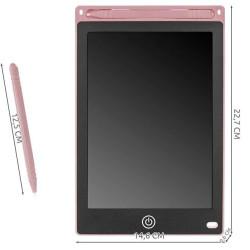 """Zīmēšanas tablete 8.5"""" Pink XL (8967)"""