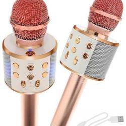 Mikrofons Karaoke Light pink (9002)
