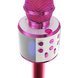 Mikrofons Karaoke Pink (9003)