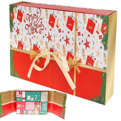 Beauty Advent Calendar for women with 24 surprises (9231)