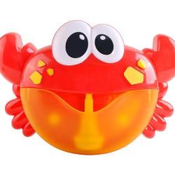 Muzikālais krabis ar ziepju burbuļiem (09534)