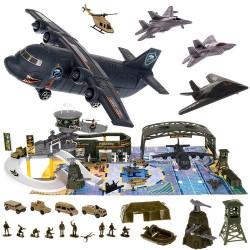 Militārā bāze - Lidosta komplekts (11399)