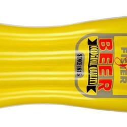 Piepūšamais matracis Beer Glass