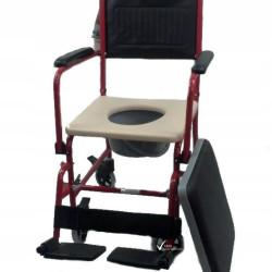 Tualetes krēsls invalīdiem un veciem cilvēkiem Timago FS 692