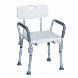 Invalīdu dušas krēsls Timago TGR-R KP 355L
