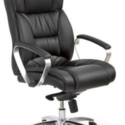Biroja krēsls Halmar Foster Black
