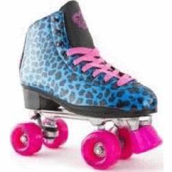 Rio Roller Childrens(Leopard) 37 (RIO110) SS rollerslidas