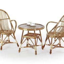 Dārza galds Halmar Wicker
