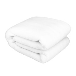 Elektriski sasildama sega Merdeer Premium White Wool 150x80