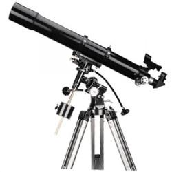 Jaudīgs Refraktora Teleskops Levenhuk Skyline PLUS EQ 90x900 180x