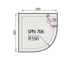 SPN PT-706K 90x90