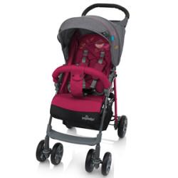 Mini New (Roza 8.) Baby Design ratiņi