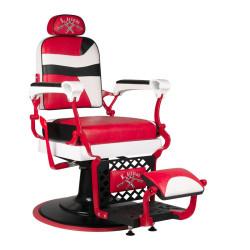 Friziera klientu krēsls Gabbiano Artisan Colour