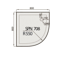 SPN PT-708K 80x80