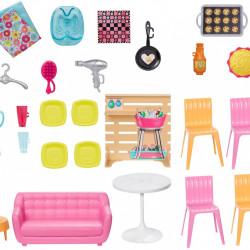 Leļļu māja Barbie Malibu