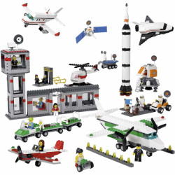 Lego 9335 Education Space & Airport Set