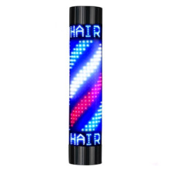 Gaismas reklāma Hair Salon