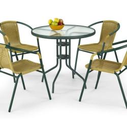 Dārza galds Halmar Grand 80