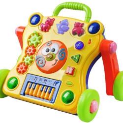 Attīstošie muzikālie bērnu staigulīši C6714