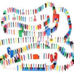 Attīstoša spēle Domino Colorful 1131 XL 9397