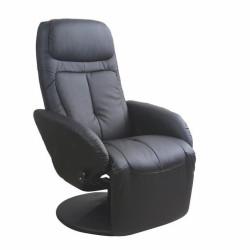 Atpūtas krēsls Halmar Optima Black