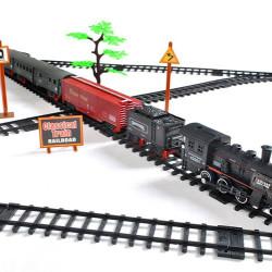 Bērnu dzelzceļš 700cm (8239)