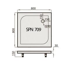 SPN PT-709K 80x80
