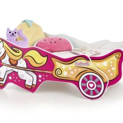 Bērnu gulta Halmar Cinderella