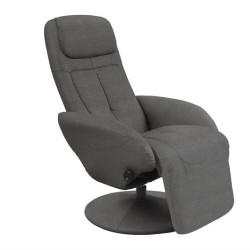 Atpūtas krēsls Halmar Optima 2 Grey