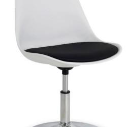 Bērnu krēsls Halmar Coco 3 White