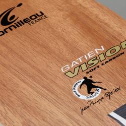Cornilleau Gatien Vision Off+ Soft Carbon
