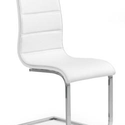 Krēsls Halmar K104 White