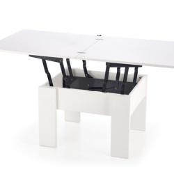 Žurnāla galds transformers Halmar Serafin White