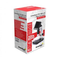 Digitālais Mikroskops ar Displeju Levenhuk DTX 500 LCD 20x-500x